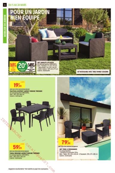 Intermarché Arrivages Jardin Printemps 2019 Catalogue007 Com