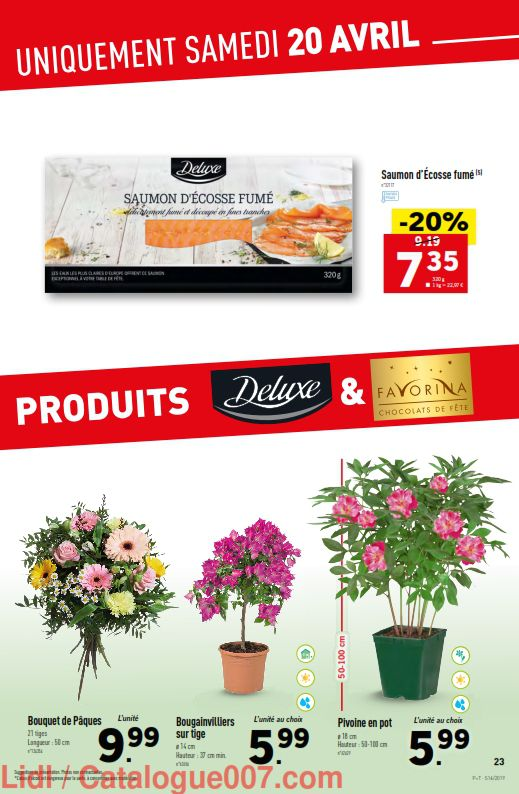 Lidl Arrivages Du 17 Au 23 Avril 2019 Catalogue007com