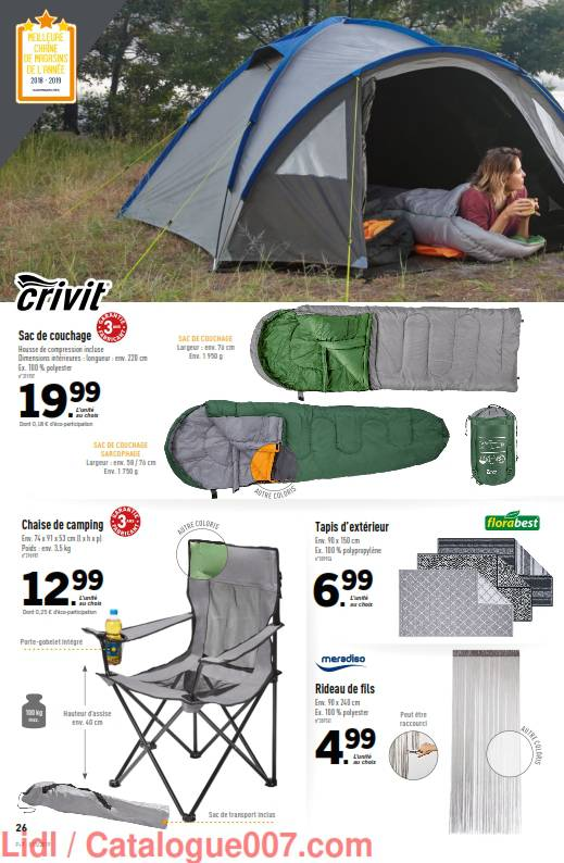 Lidl Arrivages Du 10 Au 16 Avril 2019 Catalogue007com