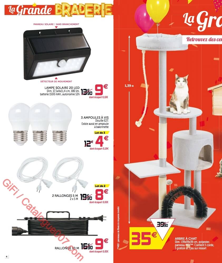 Gifi Promos Du 10 Au 18 Septembre 2019 Catalogue007com
