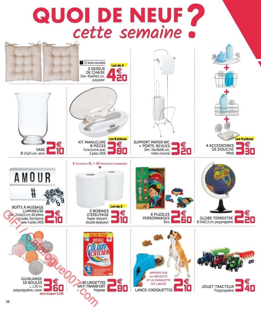 Gifi Promos Du 10 Au 18 Septembre 2019 Catalogue007com